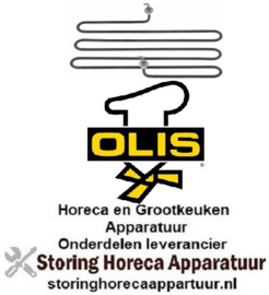 104416796 - Verwarmingselement 1500 Watt - 240 Volt voor Bain-Marie OLIS