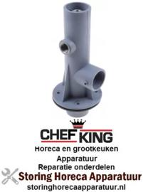 517524604 - Wasarmhouder inbouwpositie onder CHEF-KING