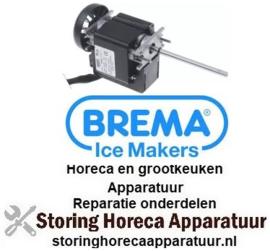 245499117 - Pompmotor 60W -  240V - 50Hz BREMA