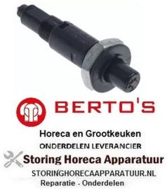 221100009 - Piëzo-ontsteker lavasteengrill BERTOS