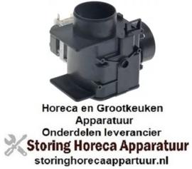 167371336 - Afvoerventiel MDB-O-3RA 230V ingang 75mm uitgang 75mm 50/60Hz voor wasmachine