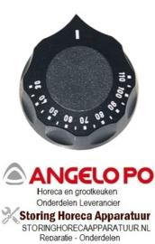 238110116 - Knop thermostaat t.max. 110°C ø 60mm voor Angelo Po