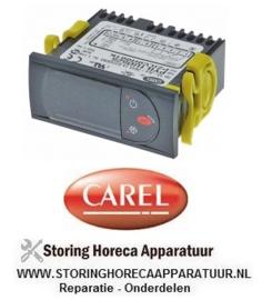 158378283 - Elektronische regelaar CAREL PYIL1U05B9 inbouwmaat 71x29mm inbouwdiepte 74mm 230V
