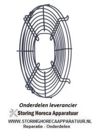 439601582 - Rooster voor ventilatorblad ø 230 mm H 27 mm bevestigingsafstand 1 266 mm