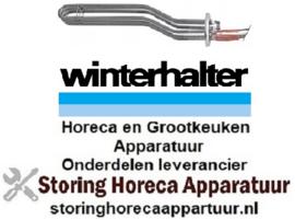 033416058 - Verwarmingselement 6000 Watt - 400 Volt voor vaatwasser  Winterhalter
