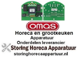 123403011 - Printplaat snijmachine A31E - 230 Volt OMAS