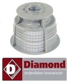 145121052 - Rondfilter afvoer doorschuifvaatwasser DIAMOND D26-EKS