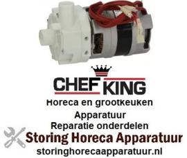 VE1513122052 - Waspomp voor vaatwasser  CHEFKING