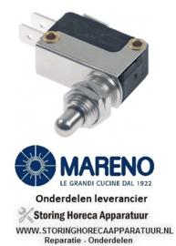 0321267300 - Microschakelaar met drukstift pen bediend kantelbare braadpan  MARENO BRG94G