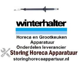 501361889 - Zuiglans L 425mm pijp ø 25mm voor Winterhalter