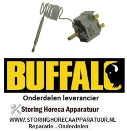 950N125 - Buffalo thermostaat voor D656, DM902, DM903, L371, L501, L503, L511, L513, L515, L518, L519, L530, GJ452, GJ454, GJ455, GJ456, CC039