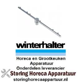 359517534 - Naspoelarm L 460mm sproeiers 6 voor vaatwasser Winterhalter