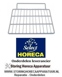 213W.040240.41 - Draadrooster saladette HORECA-SELECT HSA2601