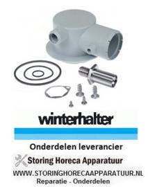 5465.020.58 - Wasarmhouder inbouwpositie boven set Winterhalter