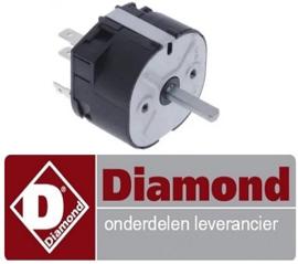 18601202980 - Timer voor gasfornuis DIAMOND C5FV6-N