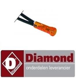 ST4216029 - Signaallamp LED geel DIAMOND
