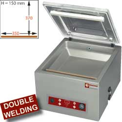 GA-102/N - Vacuummachine DIAMOND HORECA