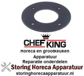 973524597 - Pakking voor wasarmhouder rubber ø 109mm CHEF-KING