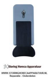 299694077 -Koelcelsluiting type 13CEC inbouwpositie extern deurdikte tot 180mm H 68mm B 144mm afsluitbaar