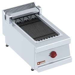 VEX47-MF -  Electric steam-grill , 1/2 module