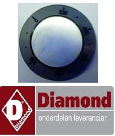 018S73FN55006 - Knop voor oven DIAMOND E3F/24R