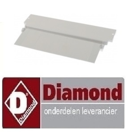 696K10532  - FLAPPEN KOMPLEET VOOR ICE18/20A  DIAMOND ICE20A