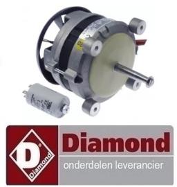 30319144 - Ventilatormotor 230V  DIAMOND DFV-1011/N