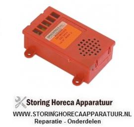 253350056 - Alarmgever 220-240VAC H 25mm wandversie 83dB bescherming IPx0