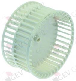 601837 - Ventilatorblad voor radiaalventilator ø 96mm