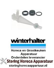 """595502282 - Mediamat draad 3/4"""" OD voor vaatwasser Winterhalter"""