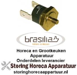 145390128 - Clixonthermostaat uitschakeltemp. 95°C 1NC 1-polig 16A BRASILIA