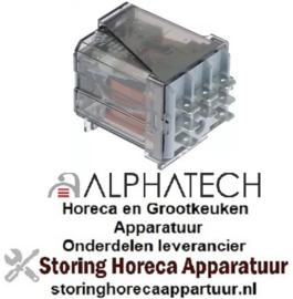 483381466 - Vermogensrelais 16A/250VA voor oven ALPHATECH