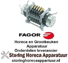 202361358 - Timer CDC 4905DV motoren 2 kamers 5 looptijd 6s / 2min 230V 60Hz FAGOR