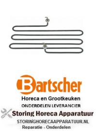 979416796 - Verwarmingselement 1500W 240V voor BARTSCHER BAINMARIE