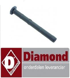 11880250 - Overloop pijp afvoer  DIAMOND D701-EKS