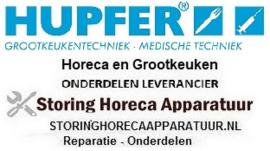 HUPFER HORECA EN GROOTKEUKEN APPARATUUR REPARATIE ONDERDELEN