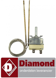 VE79901201230 - Thermostaat 57°-325°C voor gasfornuis DIAMOND C5FV6-N