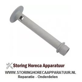 ST1510473 - Overlooppijp vaatwasser L 210mm x ø 30mm COMENDA