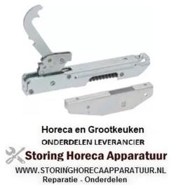 8633053425 - Scharnier oven deur