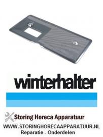 50260003414 -Vlakfilter WINTERHALTER