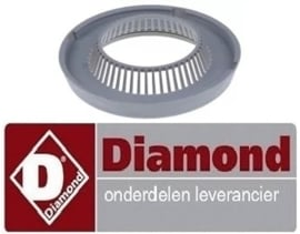 139429072 - Vuilfilter  voor doorschuifvaatwasser DIAMOND D26