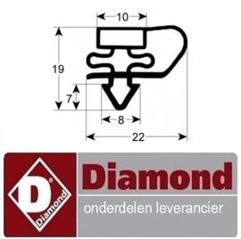 3547110005002 - LADE RUBBER VOOR DIAMOND
