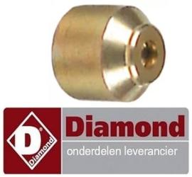 201107650 - Waakvlaminspuiter flessengas voor lavasteengrill DIAMOND G60/GPL3T