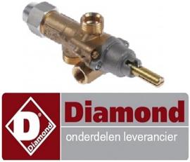 06067100100 - Gaskraan voor fornuis DIAMOND