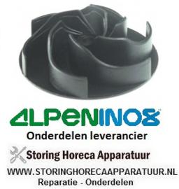 615509021 - Pompschoep waspomp vaatwasser ALPENINOX LS6