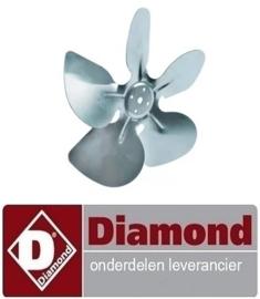 36640801001 - SCHOEP VOOR VENTILATOR MOTOR DIAMOND