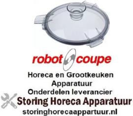 165694344 - Deksel met pakking ø 232mm ID ø 225mm Robot-Coupe