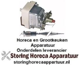 553375651 - Maximaal thermostaat pijp ø 670mm voeler ø 6mm 1-polig voeler L 77mm 16A