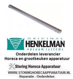 8010300510 - Lasbalk L 565mm B 15mm H 33mm dubbele lasnaad HENKELMAN POLAR 80
