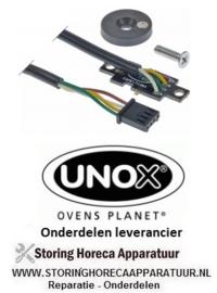 484KPE1710B  -  Motor Sensor  Unox Cheftop XVC205E